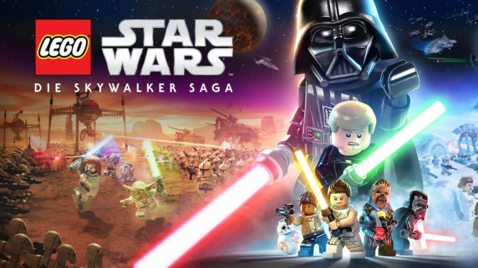 LEGO Star Wars: Die Skywalker Saga