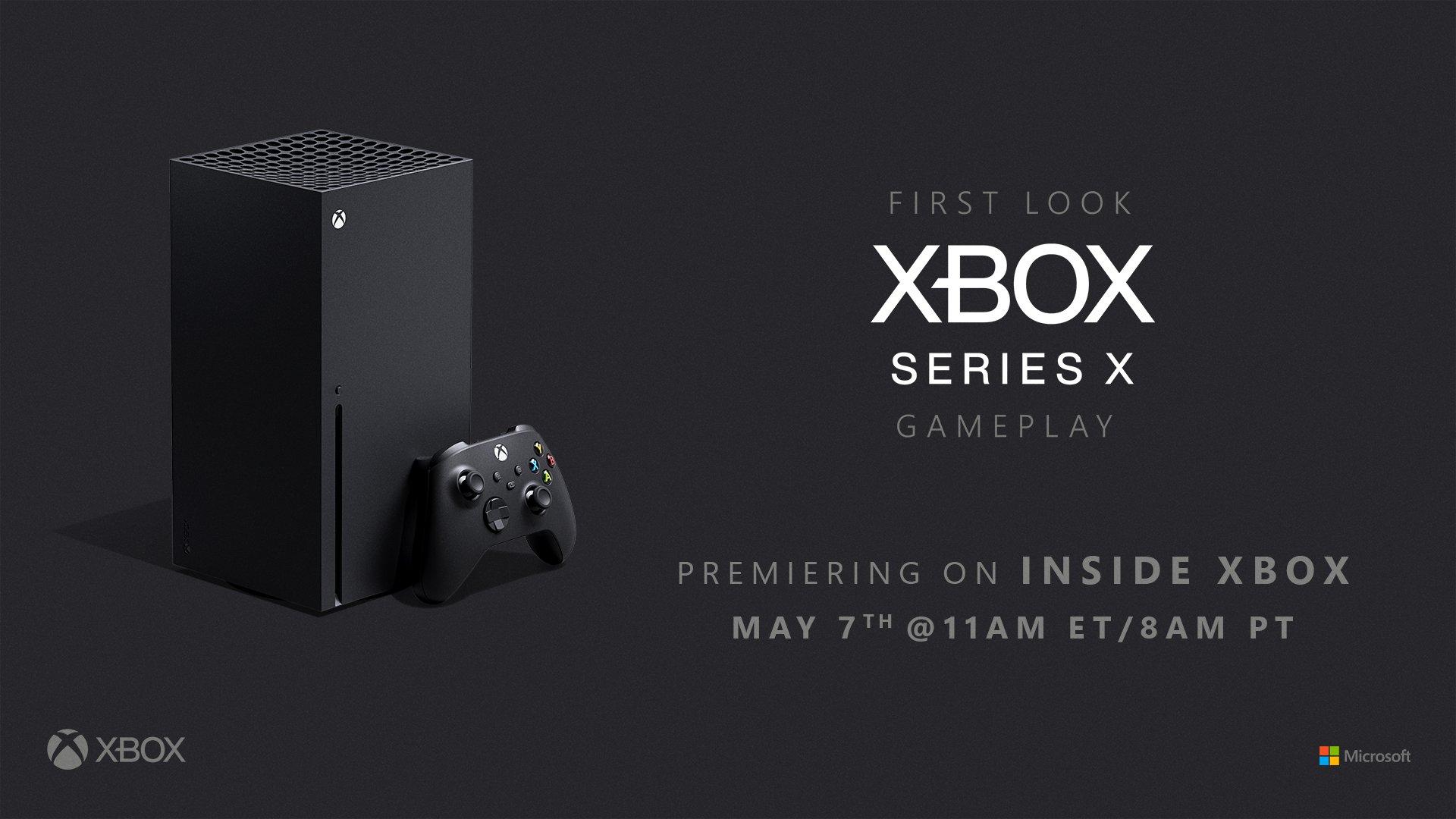 Xbox Series X Gameplay