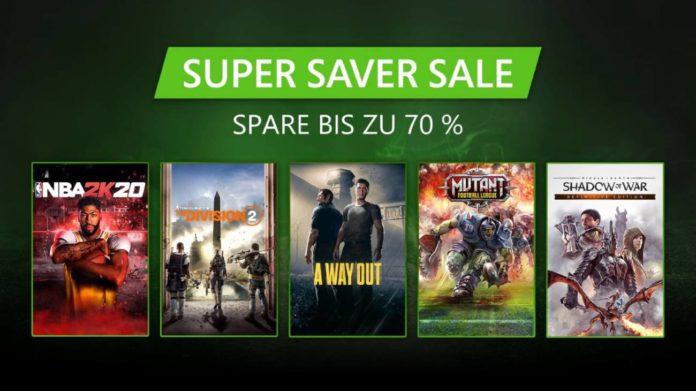 Xbox - Super Saver Sale
