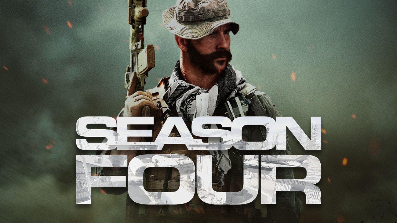 Call of Duty: Modern Warfare & Warzone - Season 4