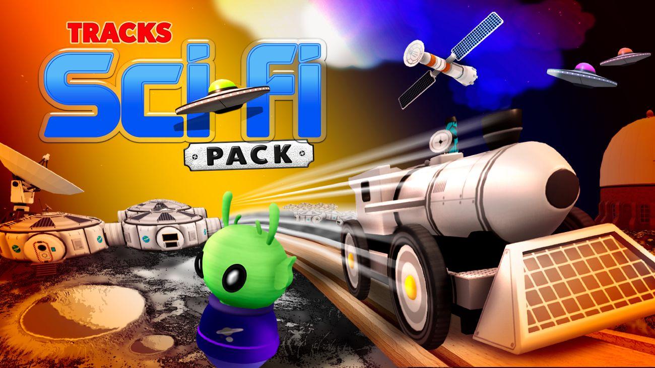 Tracks – The Train Set Game: Sci-Fi Pack