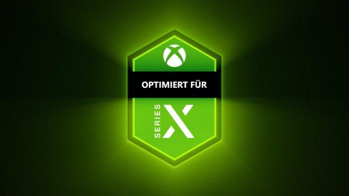 Optimiert für Xbox Series X