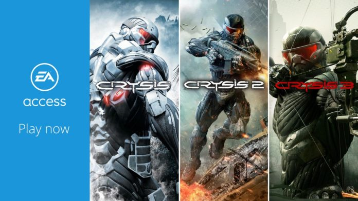 EA Access Crysis