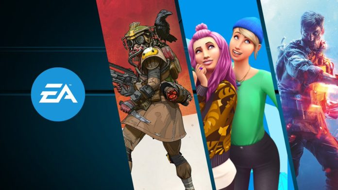 Electronic Arts Publisher Sale 2019
