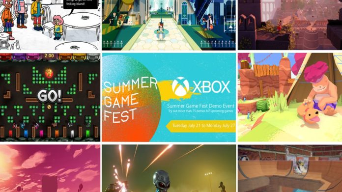ID@Xbox Summer Game Fest Demo Event