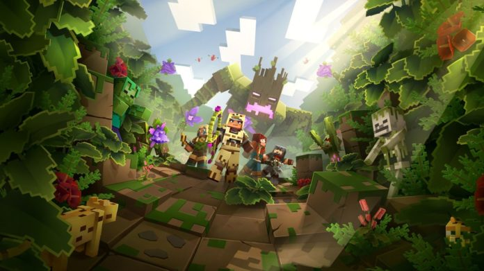 Minecraft Dungeons: Jungle Awakens
