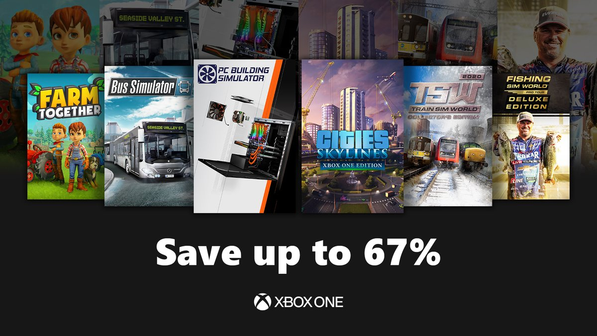 Simulator Sale
