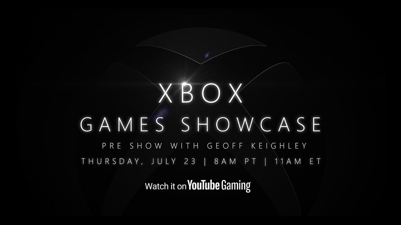 Xbox Games Showcase Pre-Show