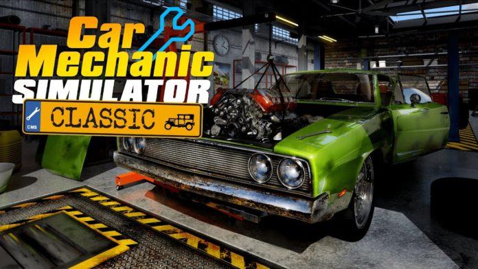 Car Mechanic Simulator Classic