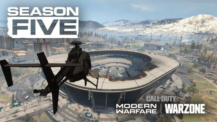 Call of Duty: Modern Warfare & Warzone Season 5