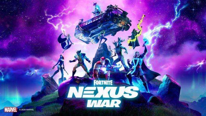 Fortnite: Nexus War