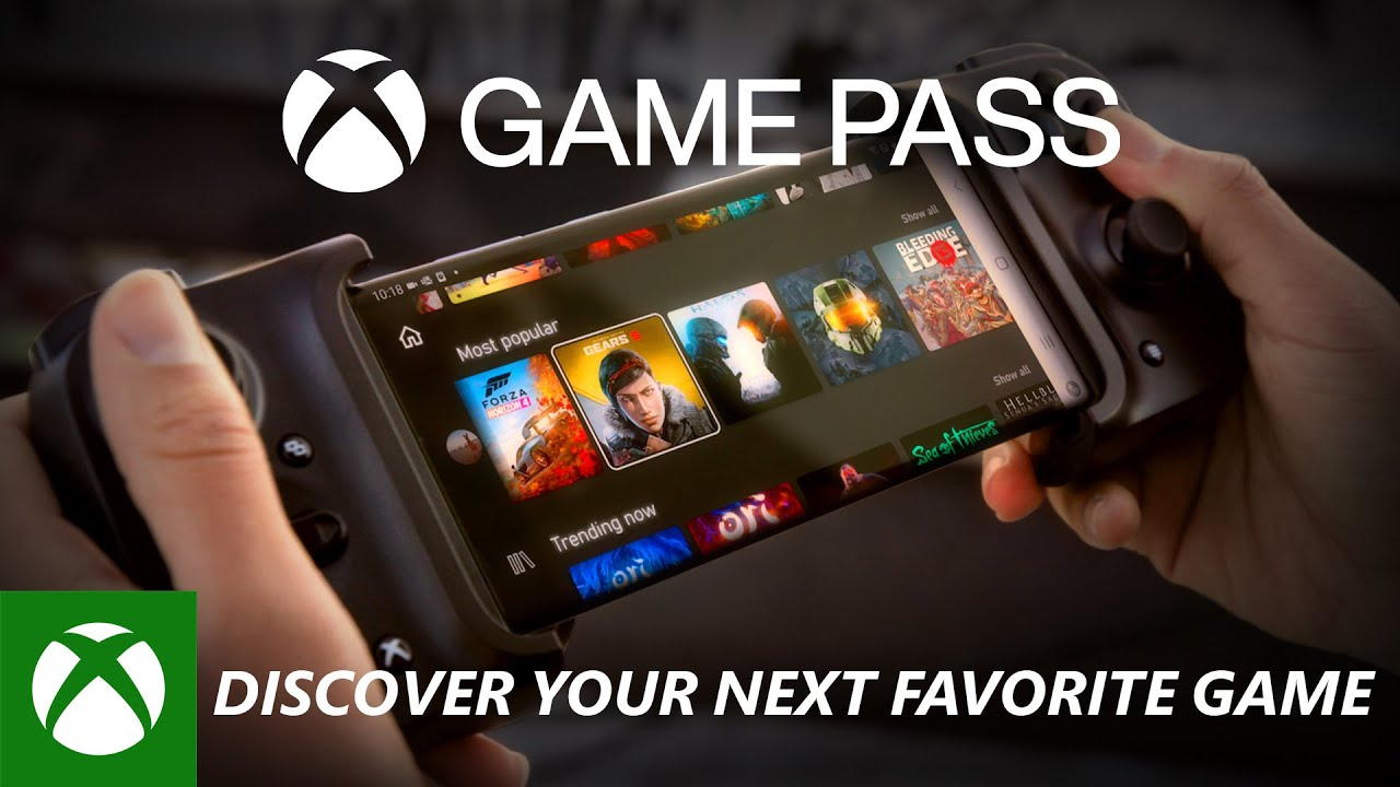 Project xCloud - Xbox Game Pass Ultimate