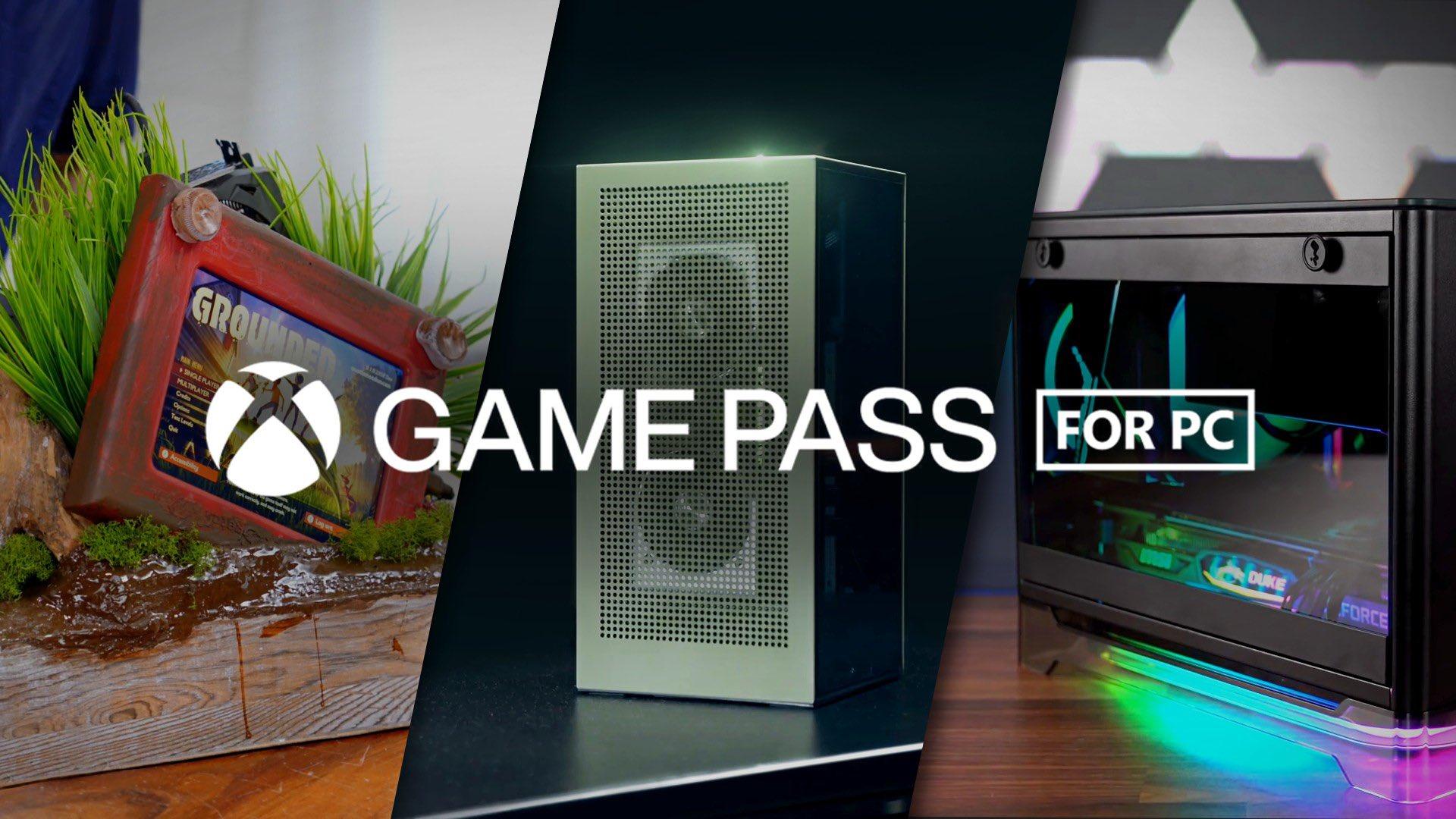 Xbox Game Pass für PC