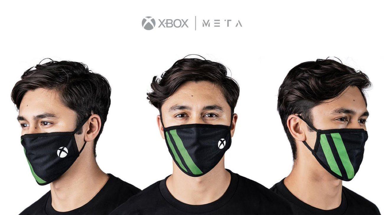 Xbox Mund Nasen Schutz