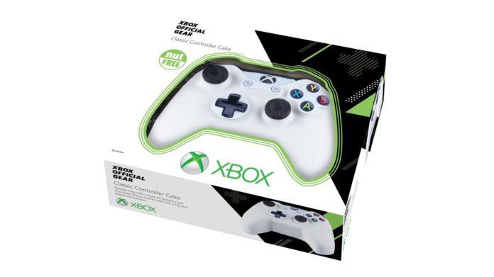 Xbox One Controller Kuchen