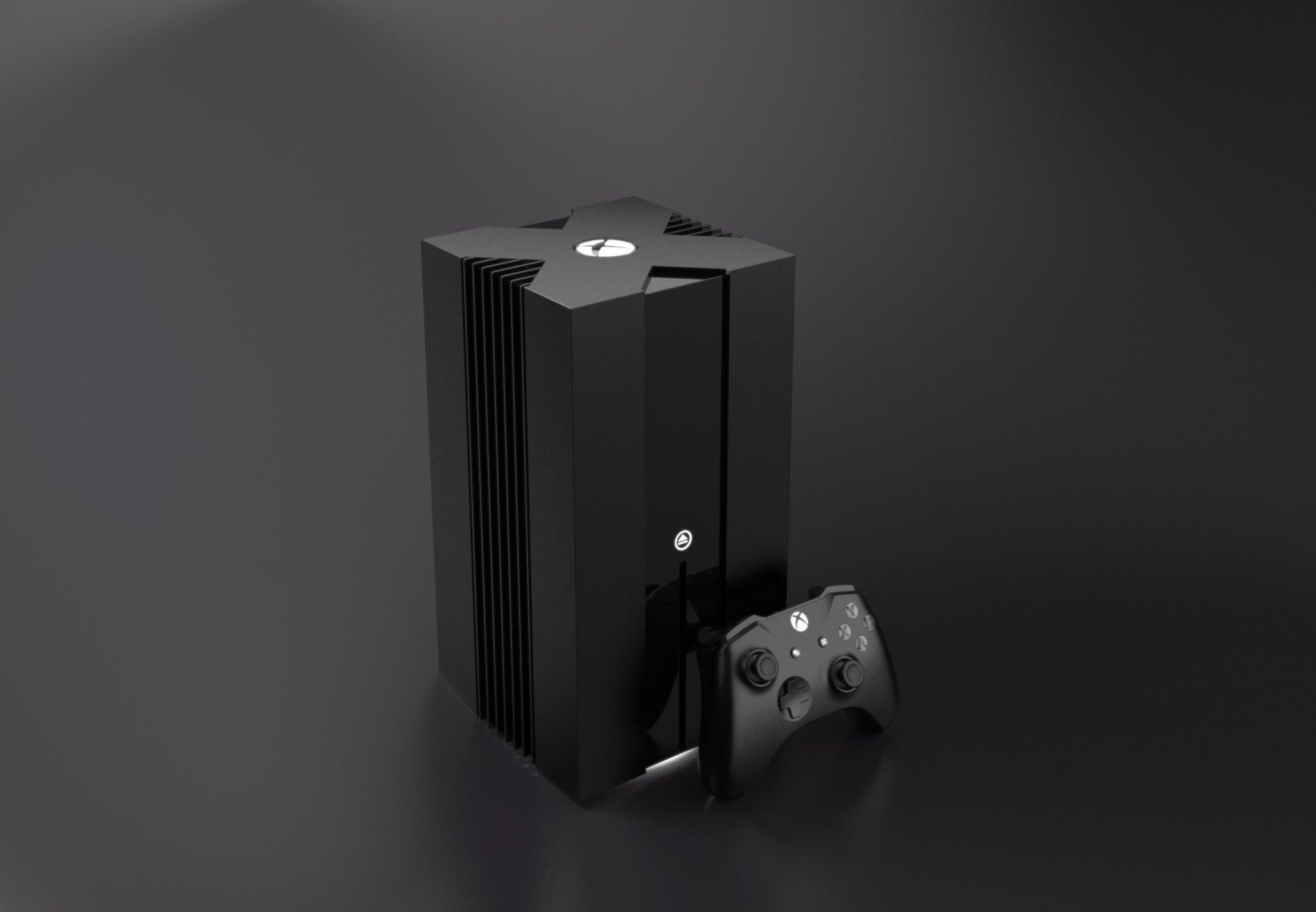 Xbox Series X - Classic Xbox
