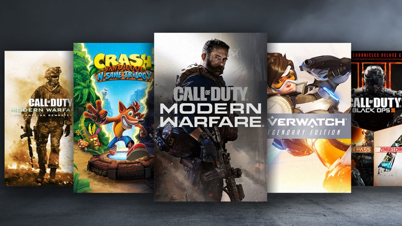 Activision Blizzard Publisher Sale