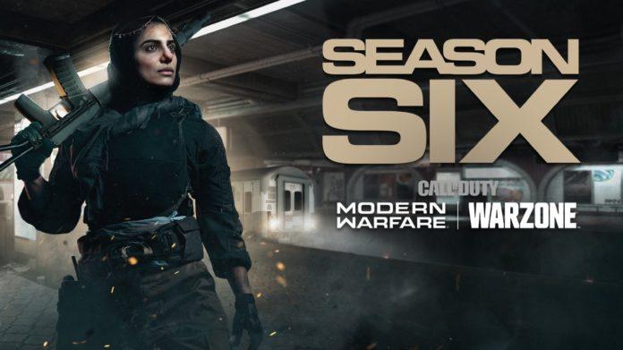 Call of Duty: Modern Warfare & Warzone - Season 6