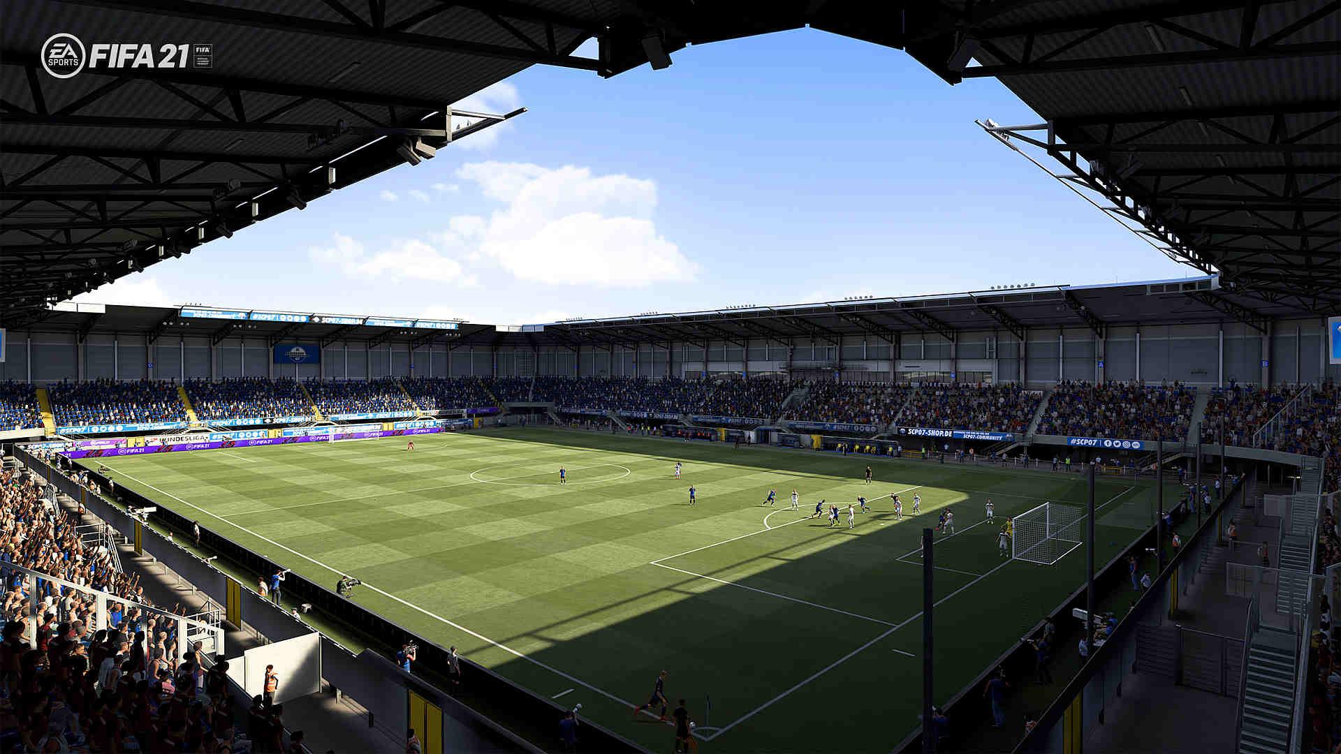 FIFA 21 - Stadion SC Paderborn 07