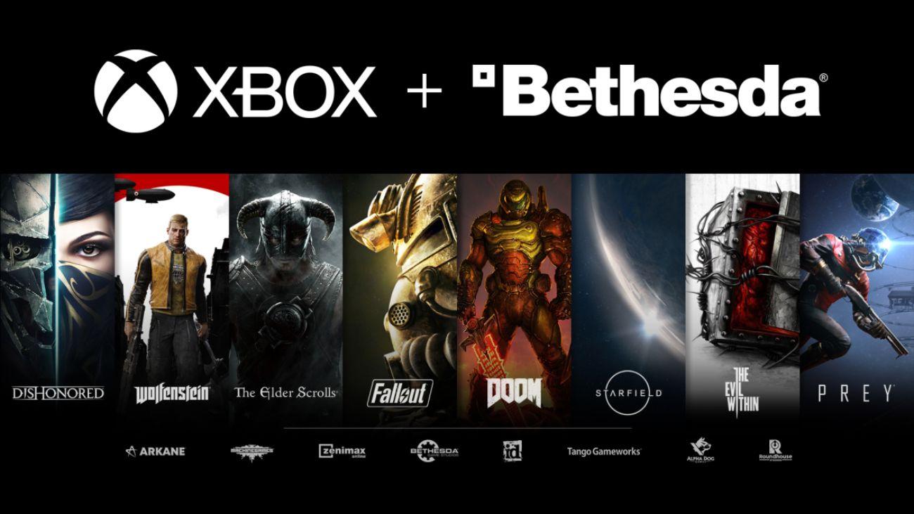 Xbox Game Studios - Bethesda