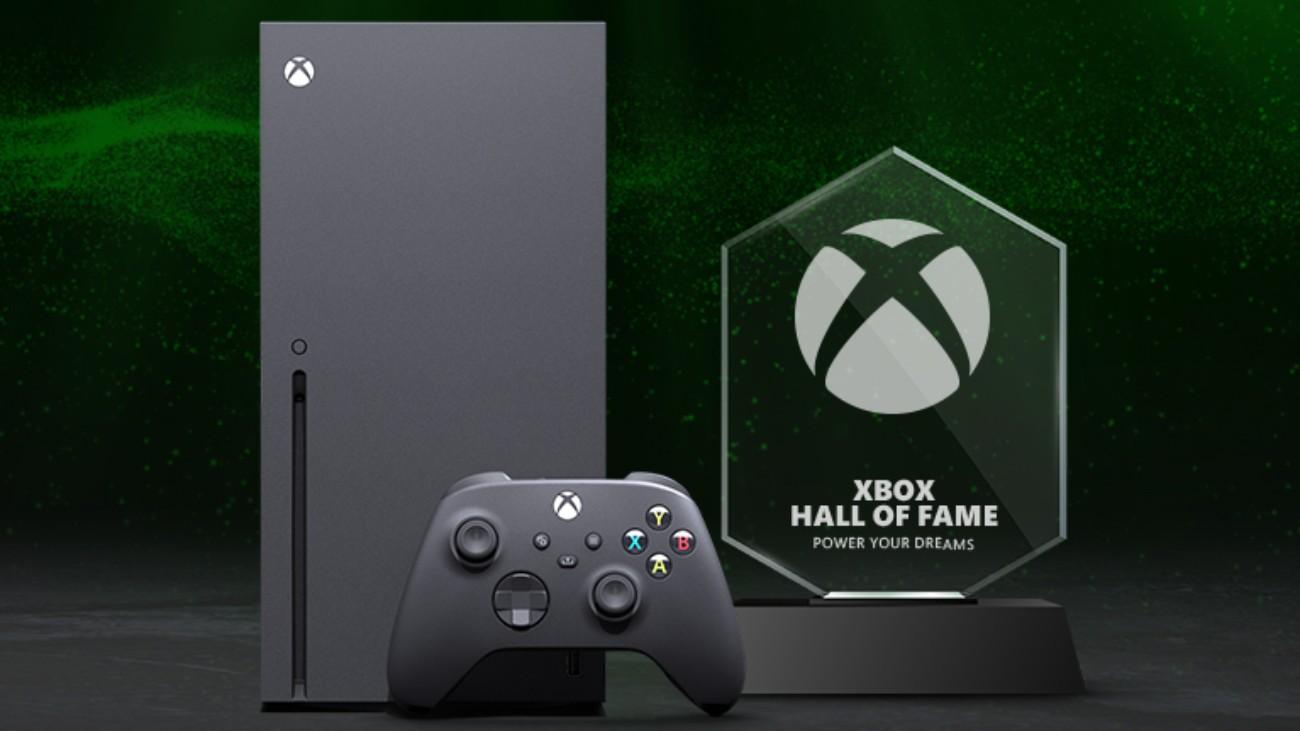 Hall of Fame-Aktion von Xbox
