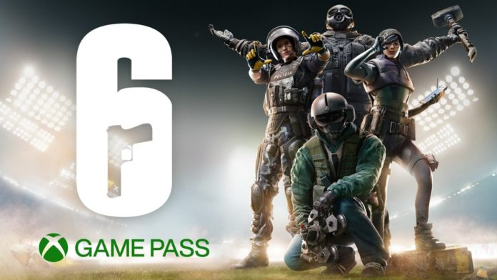 Rainbow Six Siege - Xbox Game Pass
