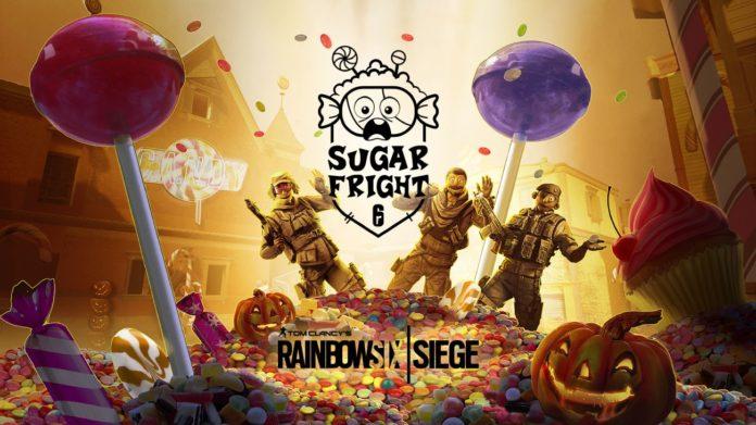 Rainbow Six Siege - Sugar Fright