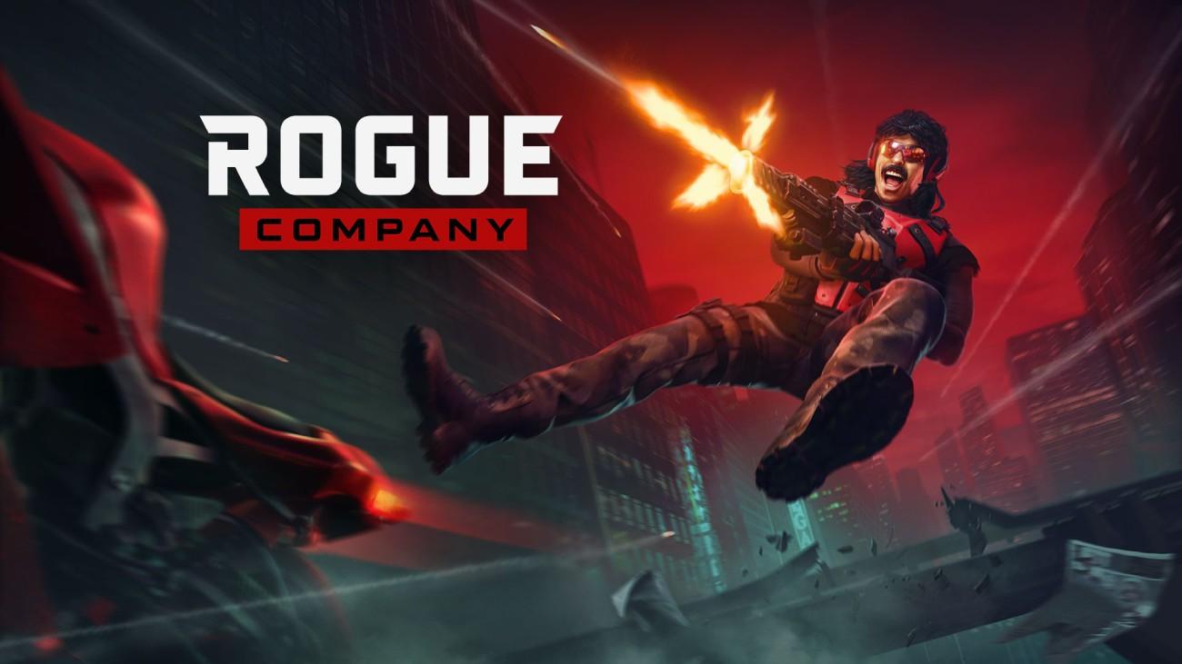 Rogue Company & Dr Disrespect