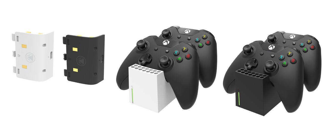Xbox Series X|S: snakebyte Zubehör
