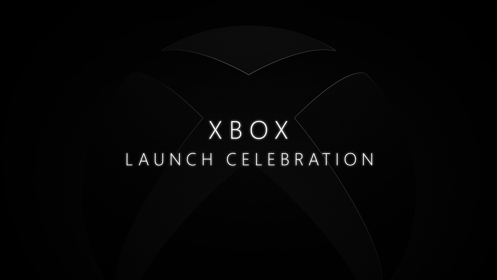 Xbox Launch Celebration