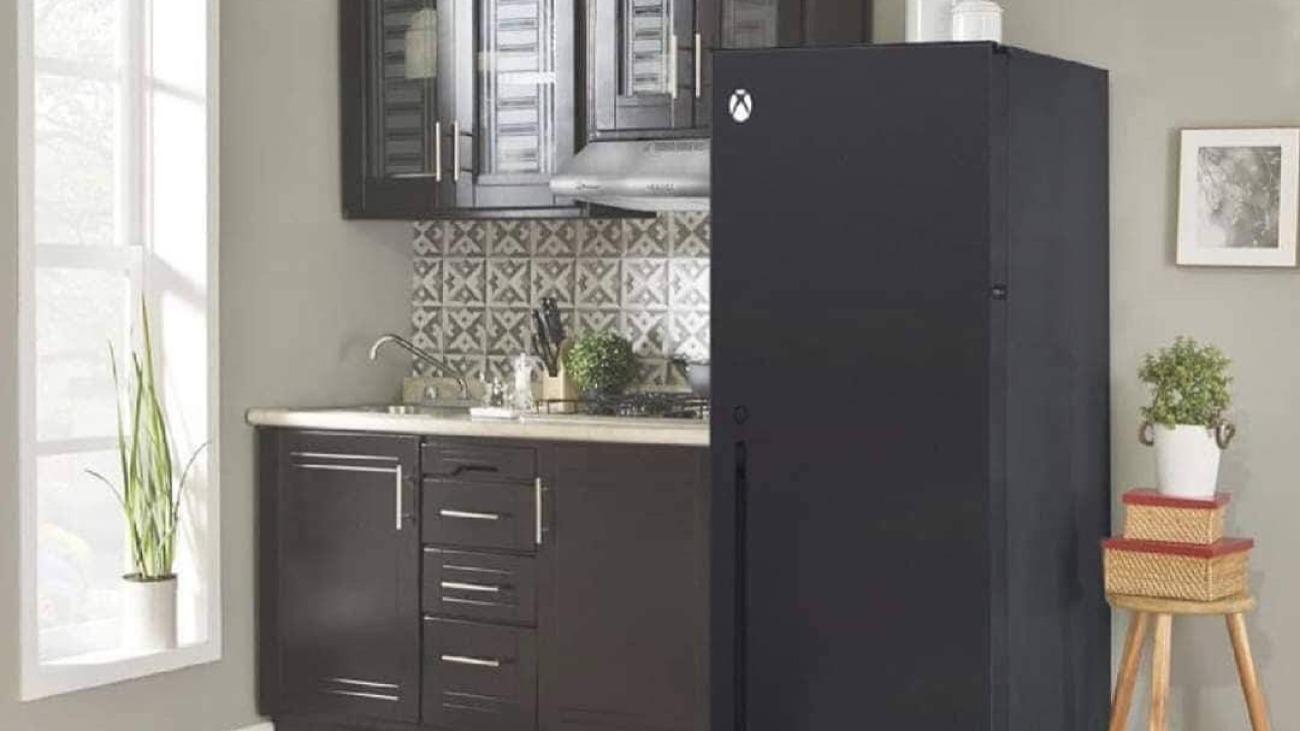 Xbox Series X-Kühlschrank
