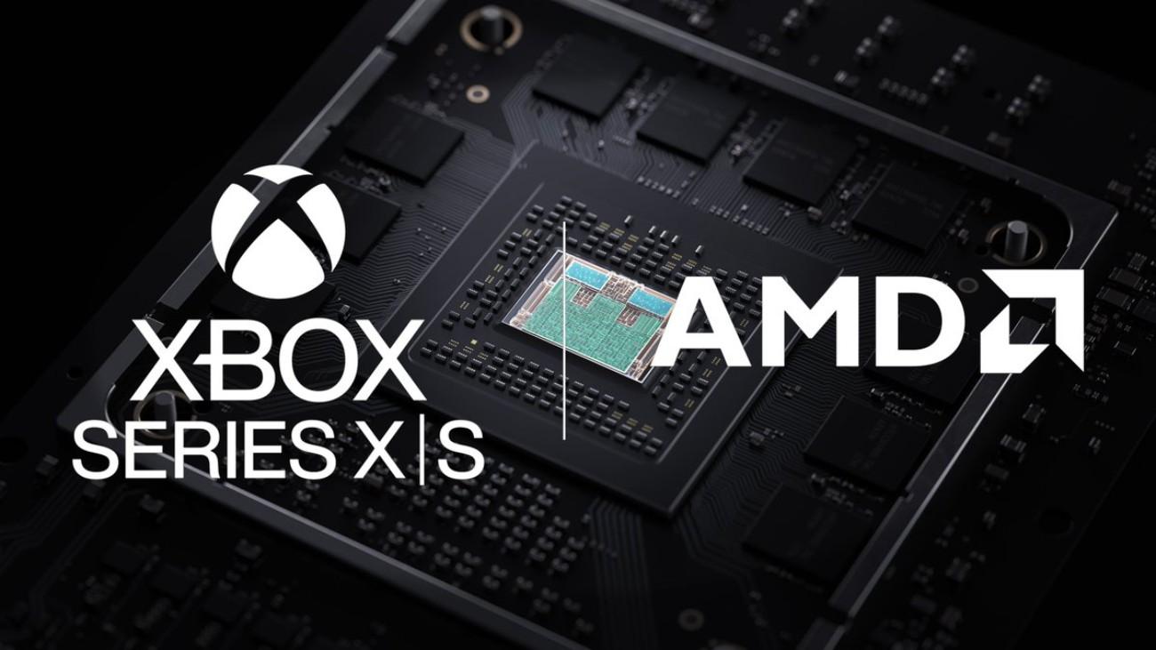 Xbox Series X|S AMD