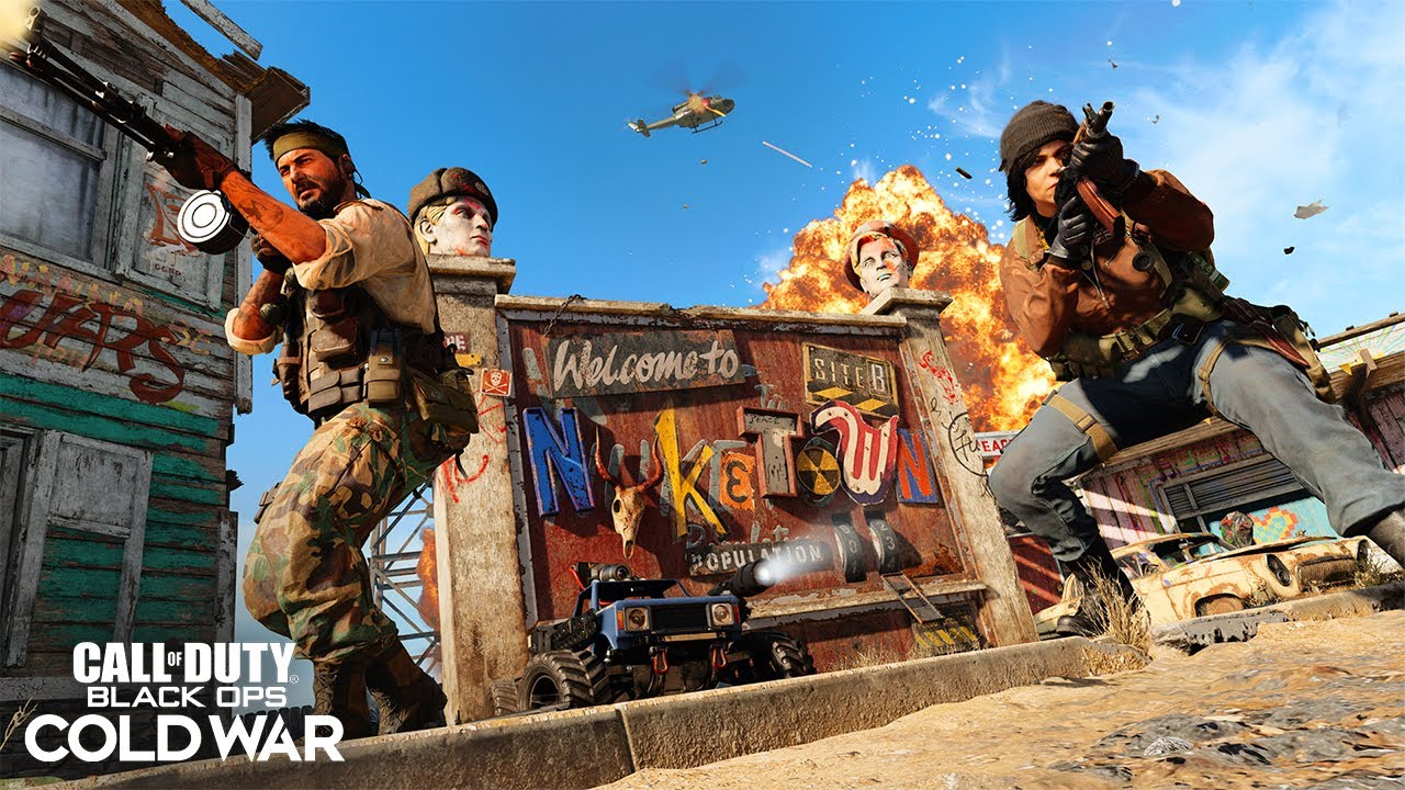 Call of Duty: Black Ops Cold War - Nuketown '84