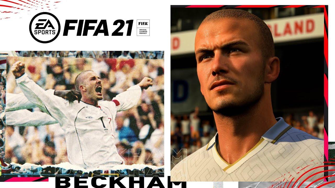 FIFA 21: Fußballlegende David Beckham