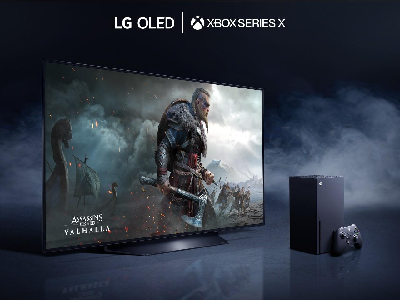 LG OLED - Xbox Series X