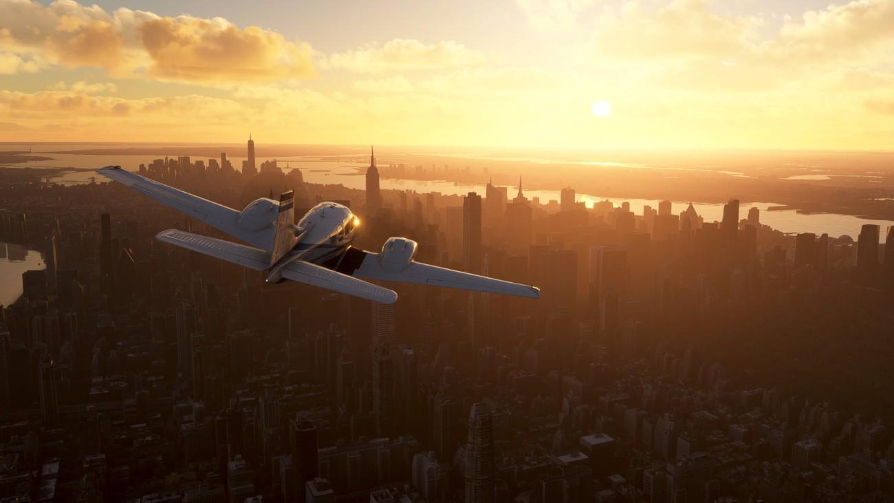 Microsoft Flight Simulator - Welt Update USA