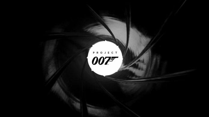 Project 007 - James Bond