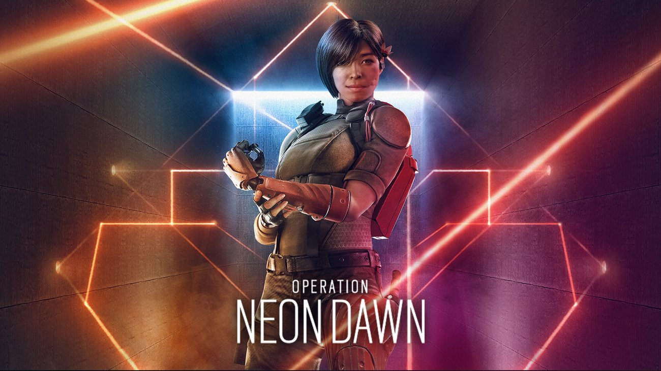 Rainbow Six Siege: Operation Neon Dawn