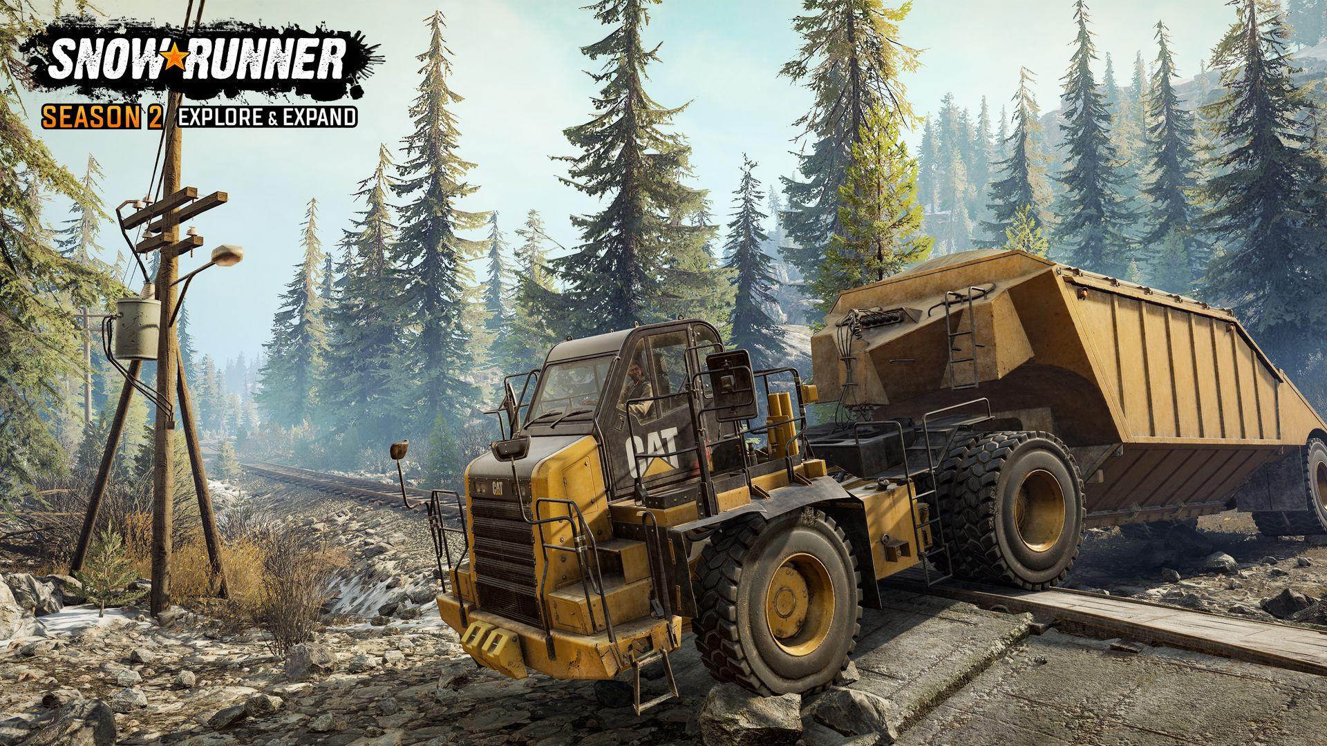 SnowRunner - Season 2