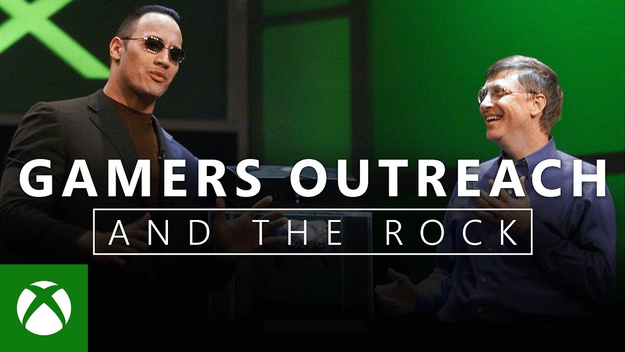 Xbox - The Rock - Gamers Outreach