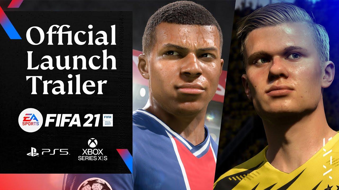 FIFA 21 - Next-Gen Launch Trailer