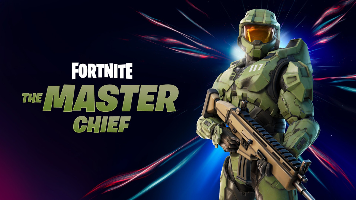 Fortnite - Master Chief