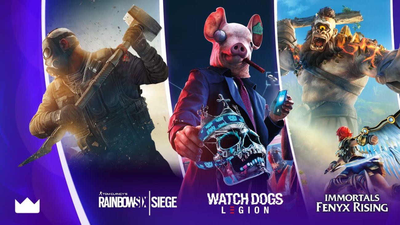Prime Gaming - Dezember 2020