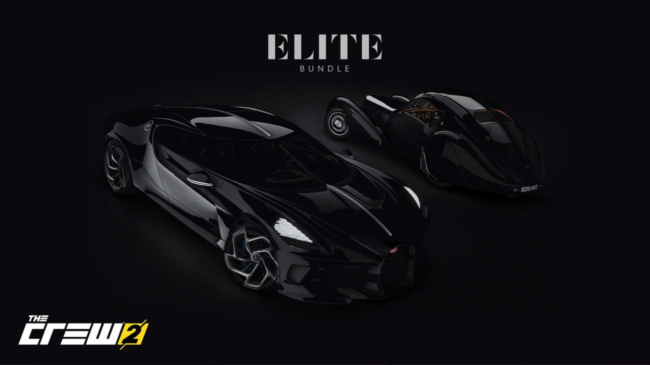 The Crew 2 Elite-Bundle - Bugatti