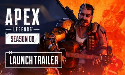 "Apex Legends: Saison 8 ""Chaos"""