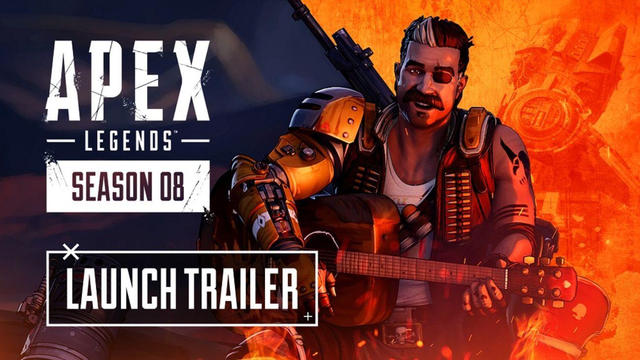 """Apex Legends: Saison 8 """"Chaos"""""""