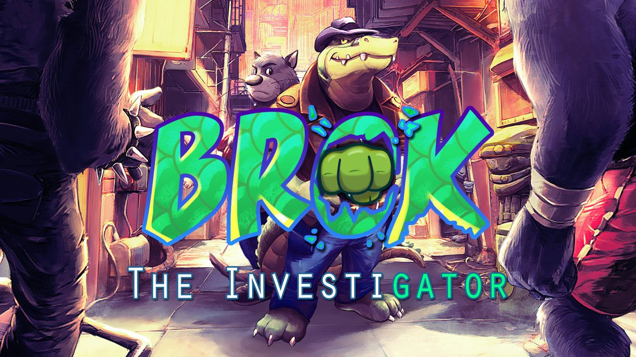 BROK the InvestiGator