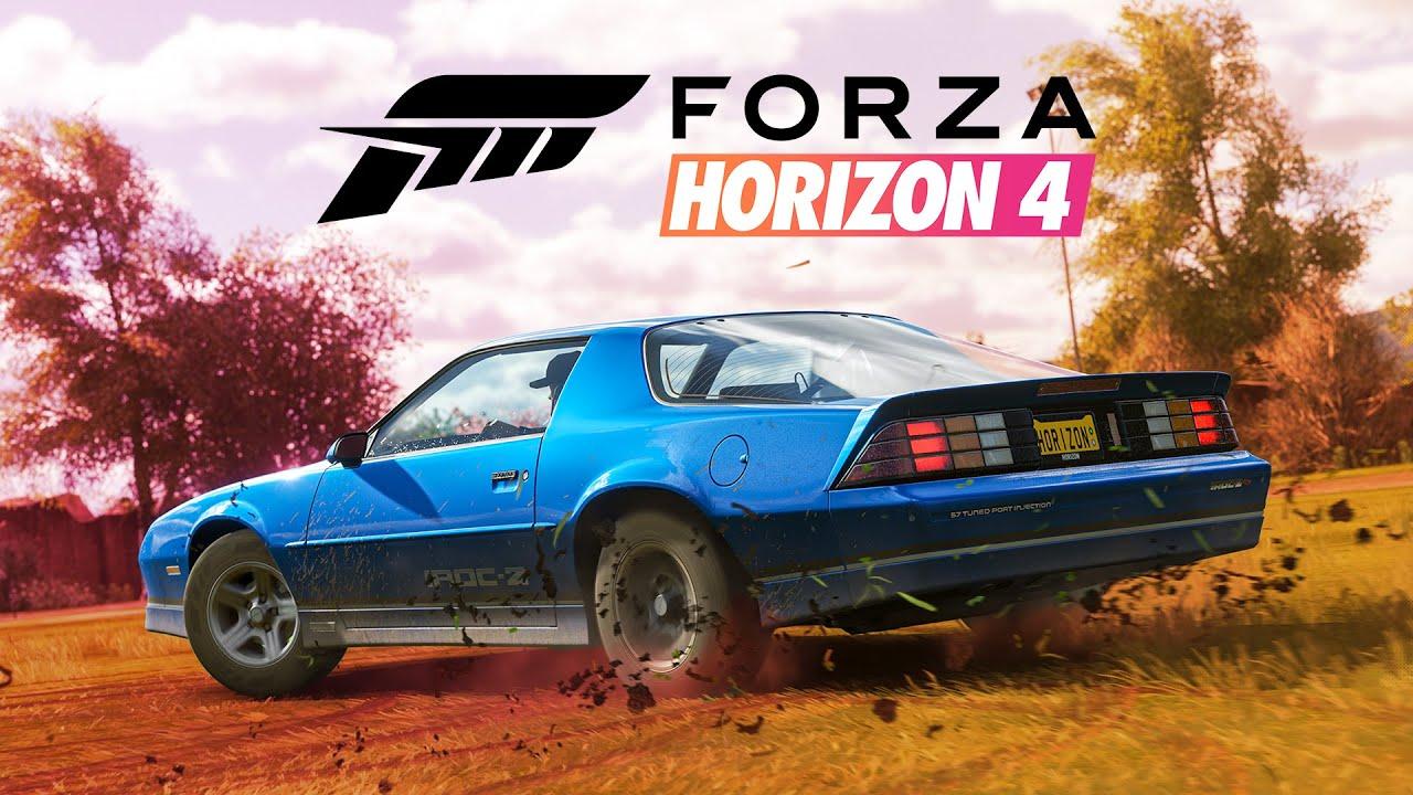 Forza Horizon 4 - 1990 Chevrolet Camaro IROC-Z