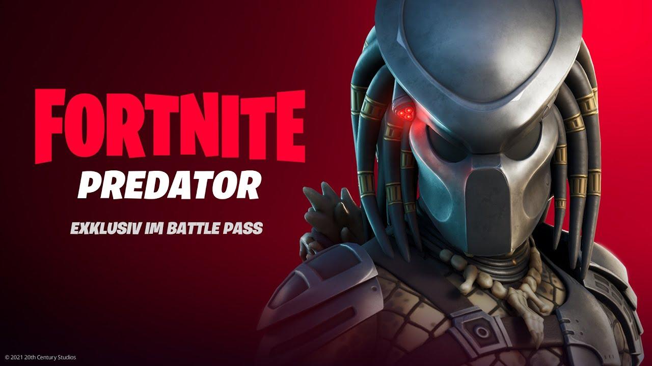 Fortnite Kapitel 2 - Saison 5: Predator Outfit