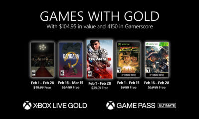 Games with Gold - Februar 2021